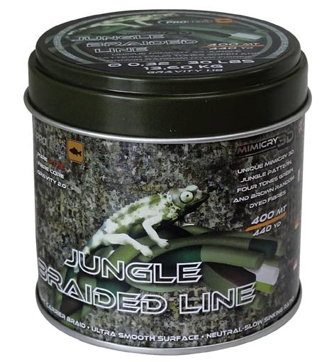 Obrázek z Šňůra Prologic Mimicry 3D Jungle 400m,0.32mm 30lbs