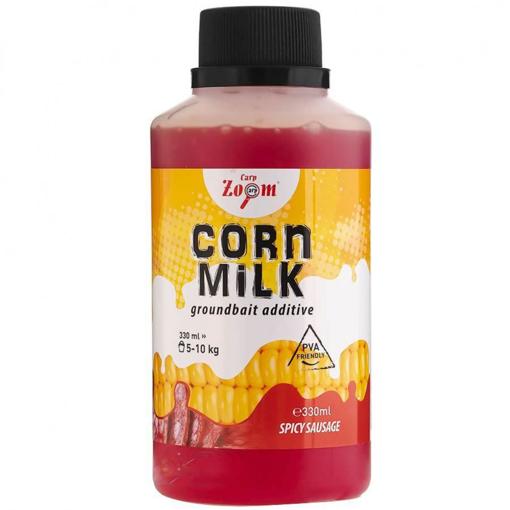 Image sur Kukuřičné mléko Carp Zoom 330ml Pikantní klobása